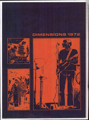 1972 Edition, Sumter Technical Education Center - Dimensions Yearbook (Sumter, SC)