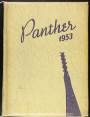Page 1, 1953 Edition, Inman High School - Panther Yearbook (Inman, SC) online yearbook collection