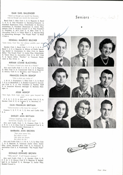 Page 13, 1953 Edition, Inman High School - Panther Yearbook (Inman, SC) online yearbook collection