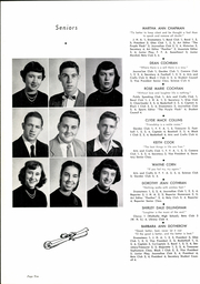 Page 14, 1953 Edition, Inman High School - Panther Yearbook (Inman, SC) online yearbook collection