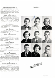 Page 15, 1953 Edition, Inman High School - Panther Yearbook (Inman, SC) online yearbook collection