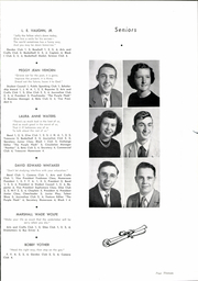 Page 17, 1953 Edition, Inman High School - Panther Yearbook (Inman, SC) online yearbook collection