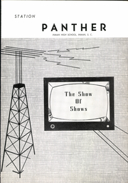 Page 5, 1953 Edition, Inman High School - Panther Yearbook (Inman, SC) online yearbook collection