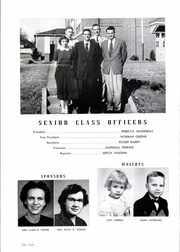Page 12, 1954 Edition, Inman High School - Panther Yearbook (Inman, SC) online yearbook collection