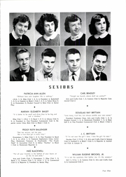 Page 13, 1954 Edition, Inman High School - Panther Yearbook (Inman, SC) online yearbook collection