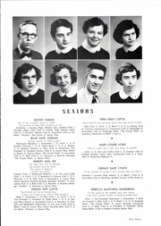 Page 15, 1954 Edition, Inman High School - Panther Yearbook (Inman, SC) online yearbook collection
