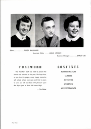 Page 6, 1954 Edition, Inman High School - Panther Yearbook (Inman, SC) online yearbook collection