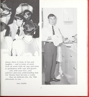 Page 7, 1969 Edition, Coastal Carolina University - Atheneum Yearbook (Conway, SC) online yearbook collection