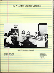 Page 17, 1970 Edition, Coastal Carolina University - Atheneum Yearbook (Conway, SC) online yearbook collection