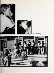 Page 17, 1977 Edition, Coastal Carolina University - Atheneum Yearbook (Conway, SC) online yearbook collection