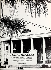 Page 5, 1977 Edition, Coastal Carolina University - Atheneum Yearbook (Conway, SC) online yearbook collection