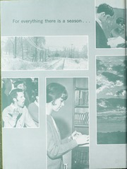 Page 6, 1969 Edition, Florence Marion University - Prism Yearbook (Florence, SC) online yearbook collection