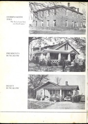 Page 10, 1939 Edition, Morris College - Hornet Yearbook (Sumter, SC) online yearbook collection