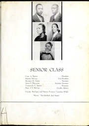 Page 15, 1939 Edition, Morris College - Hornet Yearbook (Sumter, SC) online yearbook collection