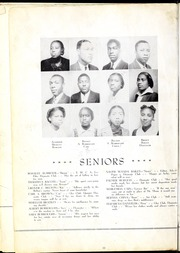 Page 16, 1939 Edition, Morris College - Hornet Yearbook (Sumter, SC) online yearbook collection