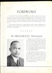 Page 7, 1939 Edition, Morris College - Hornet Yearbook (Sumter, SC) online yearbook collection