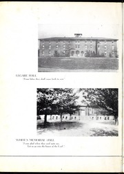 Page 8, 1939 Edition, Morris College - Hornet Yearbook (Sumter, SC) online yearbook collection