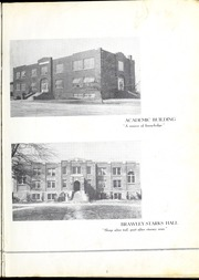 Page 9, 1939 Edition, Morris College - Hornet Yearbook (Sumter, SC) online yearbook collection