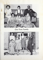 Page 11, 1960 Edition, Morris College - Hornet Yearbook (Sumter, SC) online yearbook collection