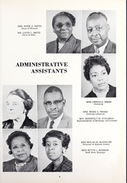 Page 13, 1961 Edition, Morris College - Hornet Yearbook (Sumter, SC) online yearbook collection