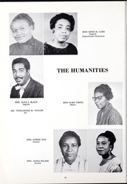 Page 16, 1961 Edition, Morris College - Hornet Yearbook (Sumter, SC) online yearbook collection