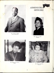 Page 14, 1964 Edition, Morris College - Hornet Yearbook (Sumter, SC) online yearbook collection