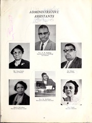 Page 15, 1964 Edition, Morris College - Hornet Yearbook (Sumter, SC) online yearbook collection
