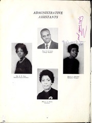 Page 16, 1964 Edition, Morris College - Hornet Yearbook (Sumter, SC) online yearbook collection