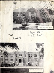 Page 5, 1964 Edition, Morris College - Hornet Yearbook (Sumter, SC) online yearbook collection