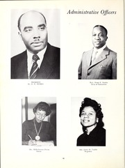 Page 14, 1965 Edition, Morris College - Hornet Yearbook (Sumter, SC) online yearbook collection