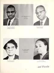 Page 15, 1965 Edition, Morris College - Hornet Yearbook (Sumter, SC) online yearbook collection