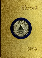 Morris College - Hornet Yearbook (Sumter, SC) online yearbook collection, 1970 Edition, Page 1