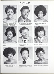 Page 13, 1973 Edition, Morris College - Hornet Yearbook (Sumter, SC) online yearbook collection