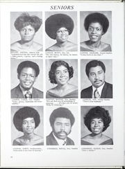Page 14, 1973 Edition, Morris College - Hornet Yearbook (Sumter, SC) online yearbook collection