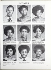 Page 15, 1973 Edition, Morris College - Hornet Yearbook (Sumter, SC) online yearbook collection