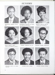 Page 16, 1973 Edition, Morris College - Hornet Yearbook (Sumter, SC) online yearbook collection