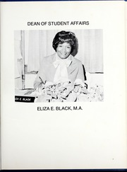 Page 13, 1978 Edition, Morris College - Hornet Yearbook (Sumter, SC) online yearbook collection