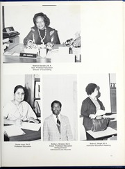 Page 17, 1978 Edition, Morris College - Hornet Yearbook (Sumter, SC) online yearbook collection