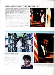 Page 6, 1984 Edition, Morris College - Hornet Yearbook (Sumter, SC) online yearbook collection