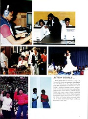 Page 7, 1984 Edition, Morris College - Hornet Yearbook (Sumter, SC) online yearbook collection