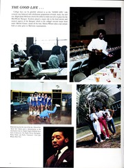Page 8, 1984 Edition, Morris College - Hornet Yearbook (Sumter, SC) online yearbook collection