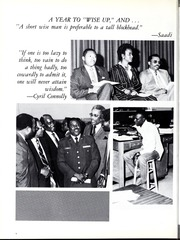 Page 12, 1987 Edition, Morris College - Hornet Yearbook (Sumter, SC) online yearbook collection