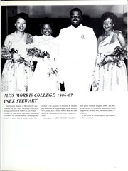 Page 15, 1987 Edition, Morris College - Hornet Yearbook (Sumter, SC) online yearbook collection