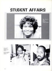Page 108, 1988 Edition, Morris College - Hornet Yearbook (Sumter, SC) online yearbook collection