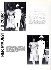 Page 16, 1988 Edition, Morris College - Hornet Yearbook (Sumter, SC) online yearbook collection