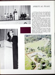 Page 10, 1966 Edition, North Greenville University - Aurora Yearbook (Tigerville, SC) online yearbook collection