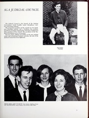 Page 17, 1966 Edition, North Greenville University - Aurora Yearbook (Tigerville, SC) online yearbook collection