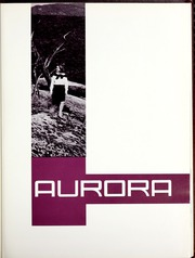 Page 5, 1966 Edition, North Greenville University - Aurora Yearbook (Tigerville, SC) online yearbook collection