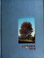 Page 1, 1970 Edition, North Greenville University - Aurora Yearbook (Tigerville, SC) online yearbook collection