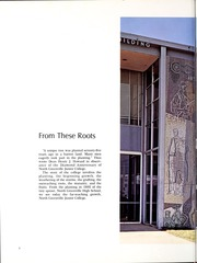 Page 6, 1970 Edition, North Greenville University - Aurora Yearbook (Tigerville, SC) online yearbook collection